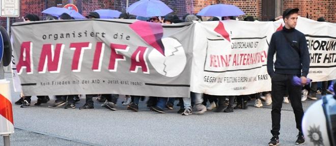 AfD : les antifas intimident les bailleurs, pas de salle de réunion pour l'Afd ! Et les Turcs se mobilisent…