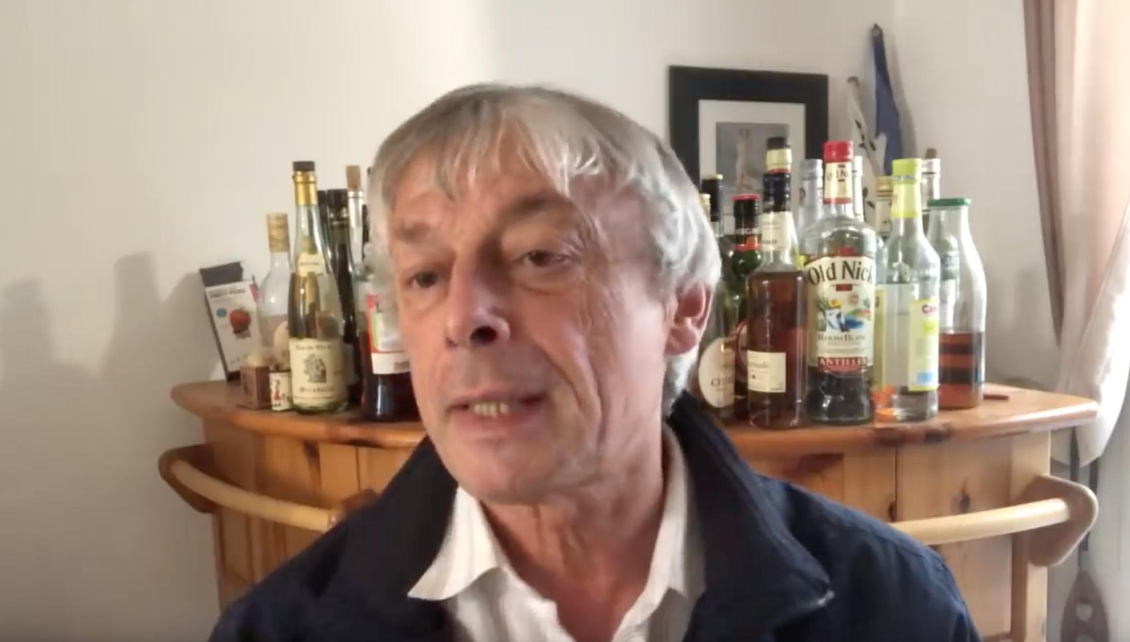 Pierre Cassen : vive le mois de janvier sans alcool, pour vivre vieux !
