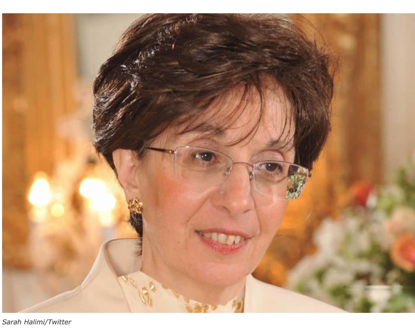 Place de la République, le frère de Sarah Halimi bouleverse la manif…