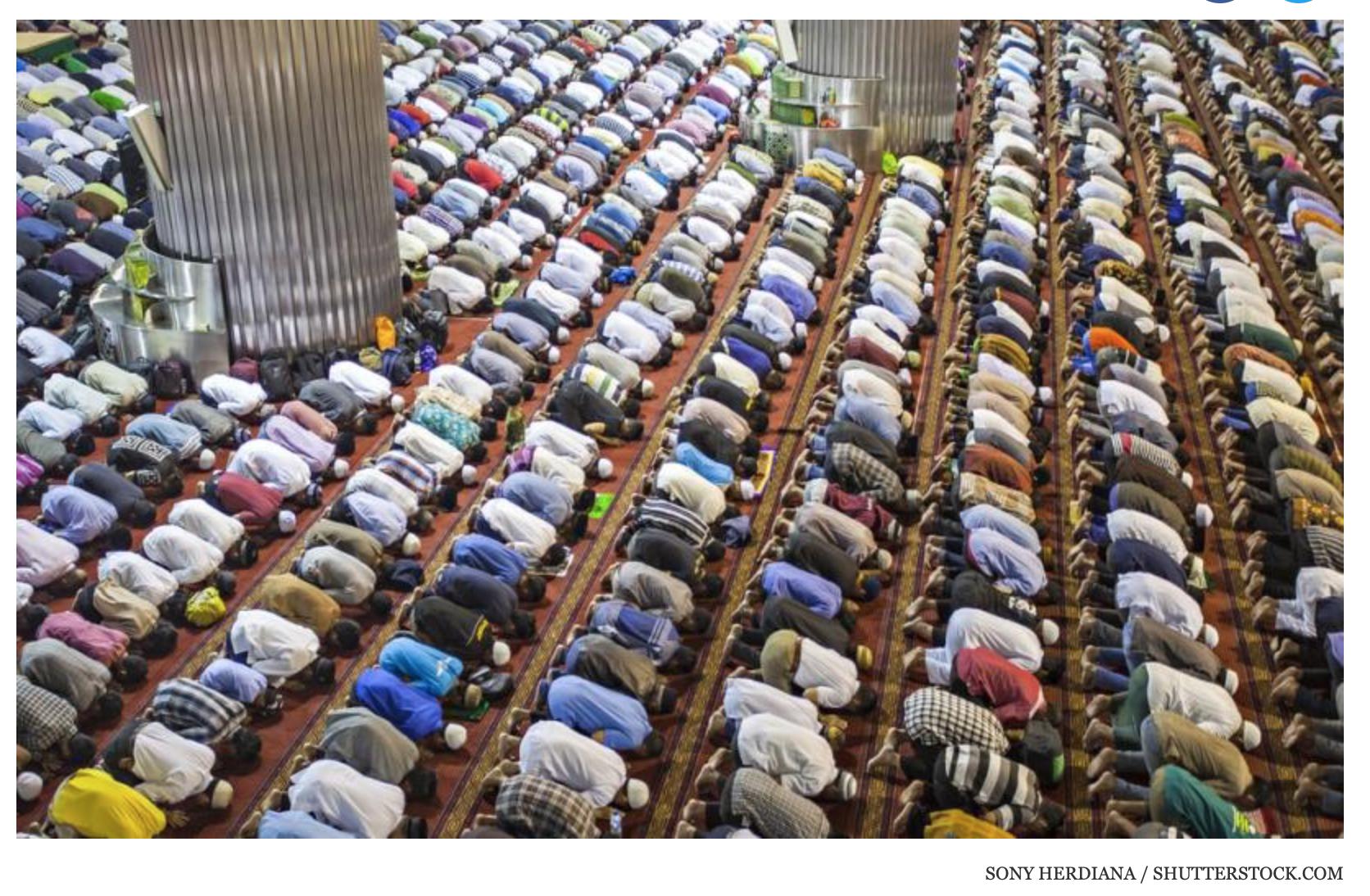 Si les démocrates reprennent le pouvoir aux Etats-Unis, l'islam prendra le contrôle des USA et de l'Europe