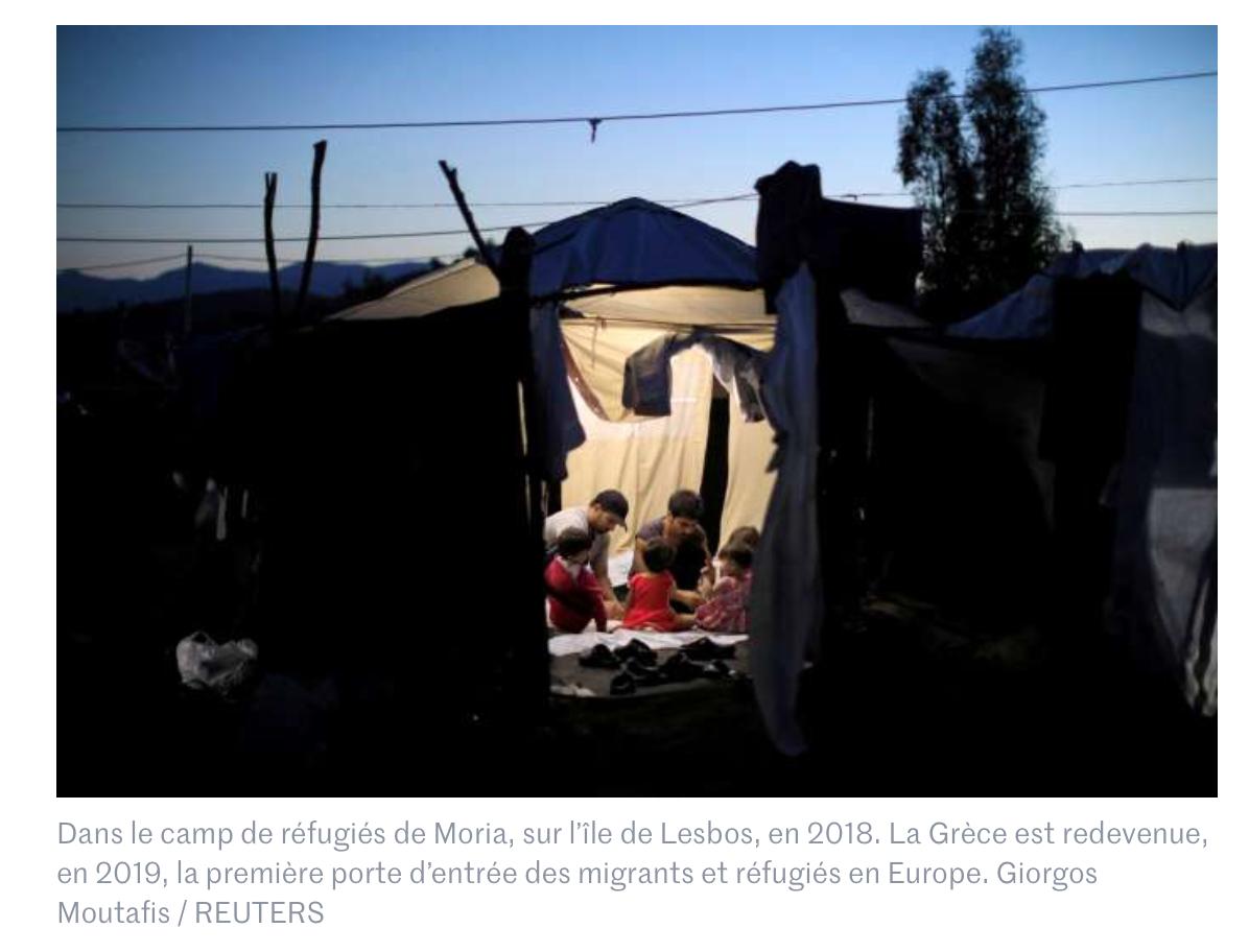 La Grèce va renvoyer les migrants se prétendant homos dans leurs pays musulmans…