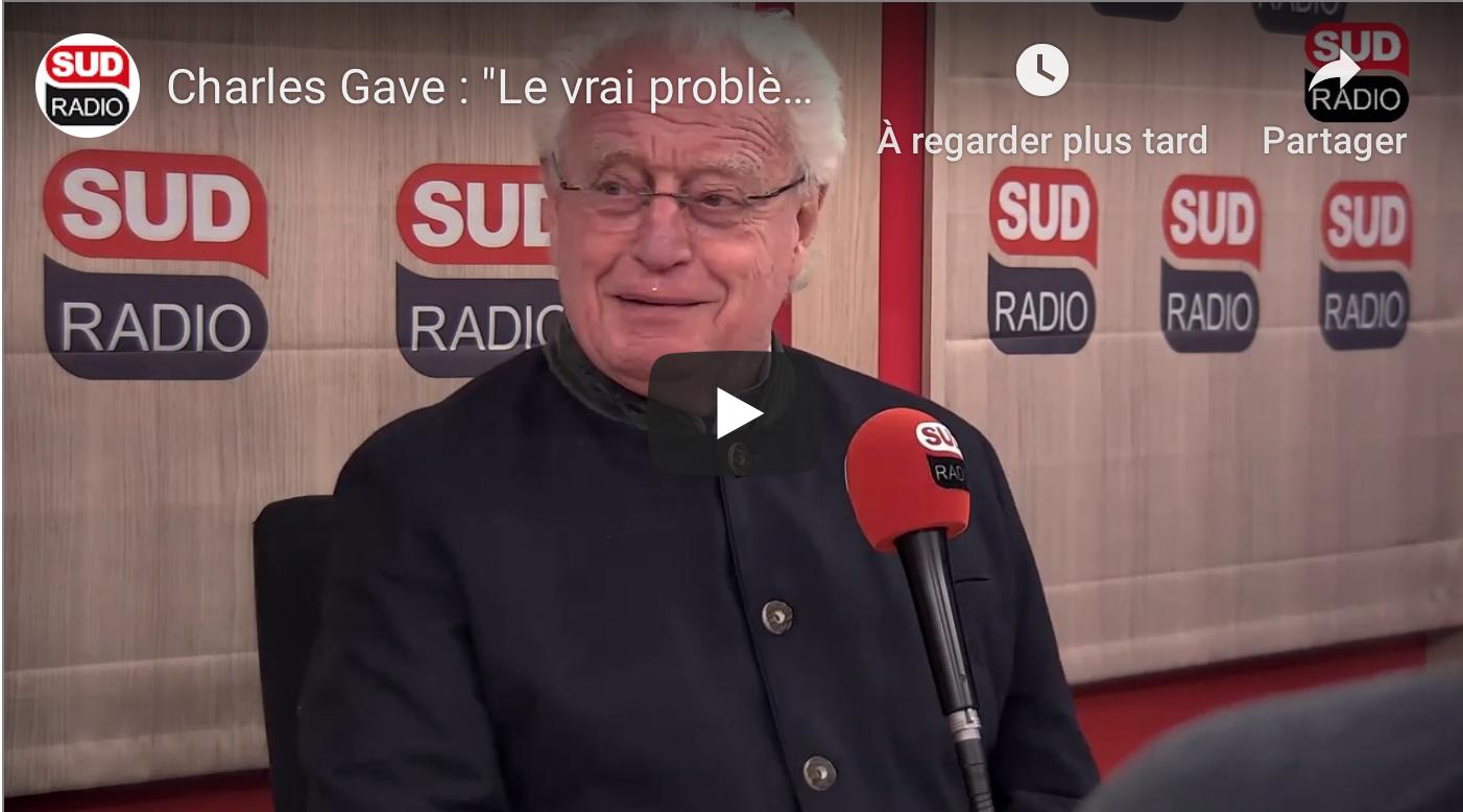 Charles Gave : «le vrai problème de Macron est qu'il est idiot ; et c'est lui qui a coulé Ghosn»