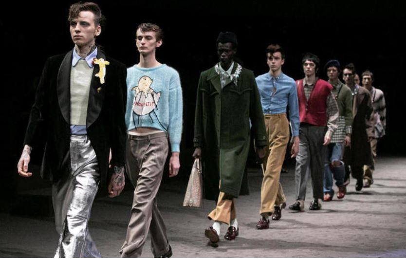 L'homme des années 2020 vu par la mode