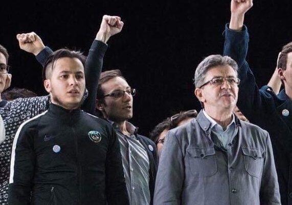 Qui est Taha Bouhafs, interpellé  suite au harcèlement de Macron aux Bouffes du Nord ?
