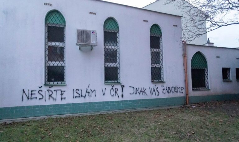 Mosquée de Brno : no islam en Tchéquie
