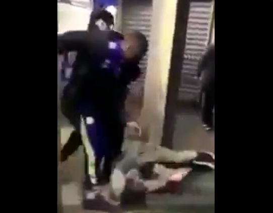 2  Blancs attaqués «gratuitement» par une bande de Noirs dans les transports franciliens