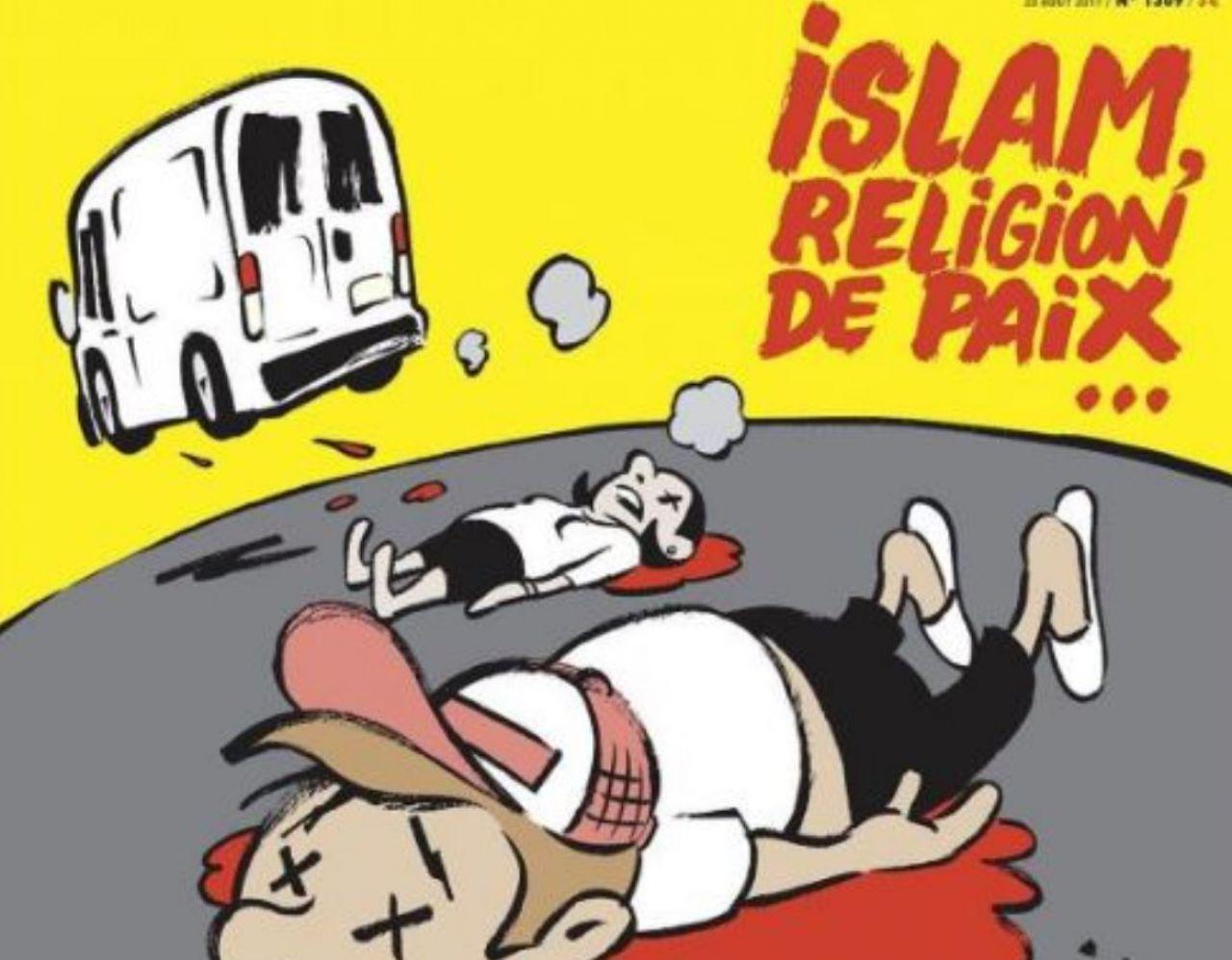 Enfin ! Marika Bret, de Charlie Hebdo, accuse nommément l'islam !