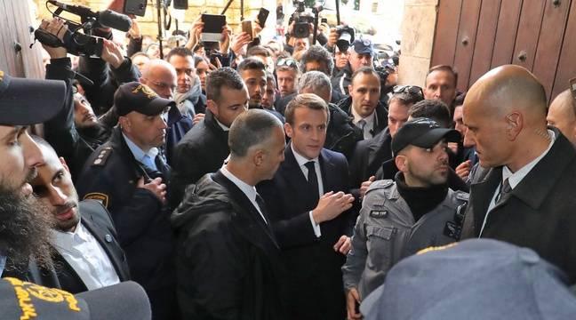 Le piège que Macron a tendu à Netanyahou et aux Israéliens !