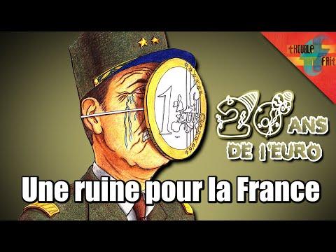 Seule solution pour les retraites :  dissolution de la zone  euro et retour à notre monnaie nationale