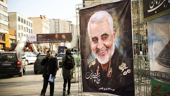 Iran, 11-12 janvier 2020 : le week-end de la colère