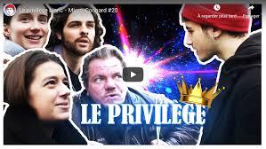 Des Parisiens et un clochard blanc questionnés sur le «privilège blanc» : attention, ça pique !