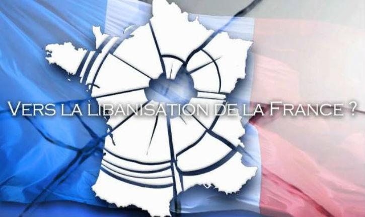 Une émission de radio courtoisie posait la question : «Balkanisation» ou «Libanisation» de la France ?