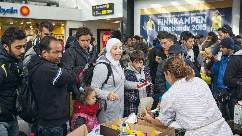 Suède : seulement 10 % des migrants nouvellement arrivés ont un emploi