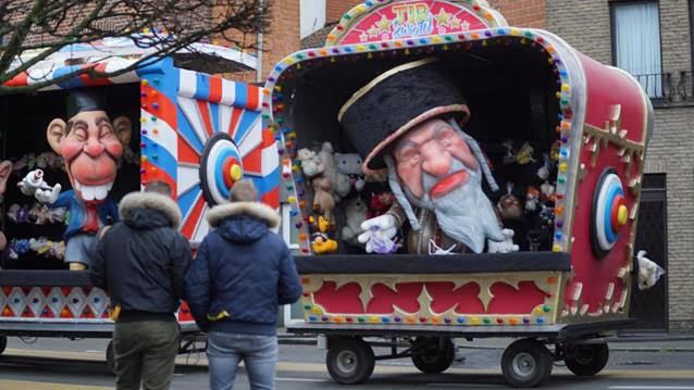 Juifs au nez crochu au carnaval d'Alost… pour faire plaisir aux musulmans ?