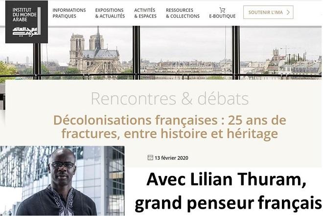 Conférence des anti-France sur les colonies : et la France de 2020, vous la décolonisez quand ?