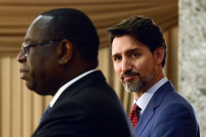 Trudeau interpelle le Sénégal musulman sur le sort de ses homoset se fait renvoyer dans ses 22 mètres !