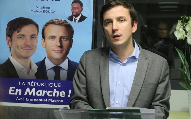 Aurélien Taché, caniche de Macron etchouchou de la télé, prêt à tout pour les voix musulmanes