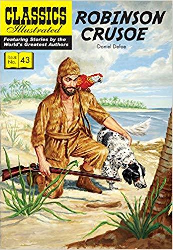 Maintenant c'est au tour de Robinson Crusoé de devenir arabe et  musulman!