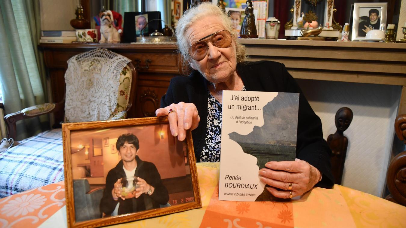 Lettre à Renée Bourdiaux, 92 ans qui a adopté un migrant pakistanais
