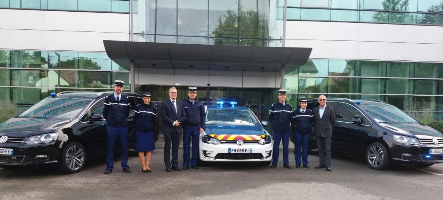 La gendarmerie achète désormais allemand