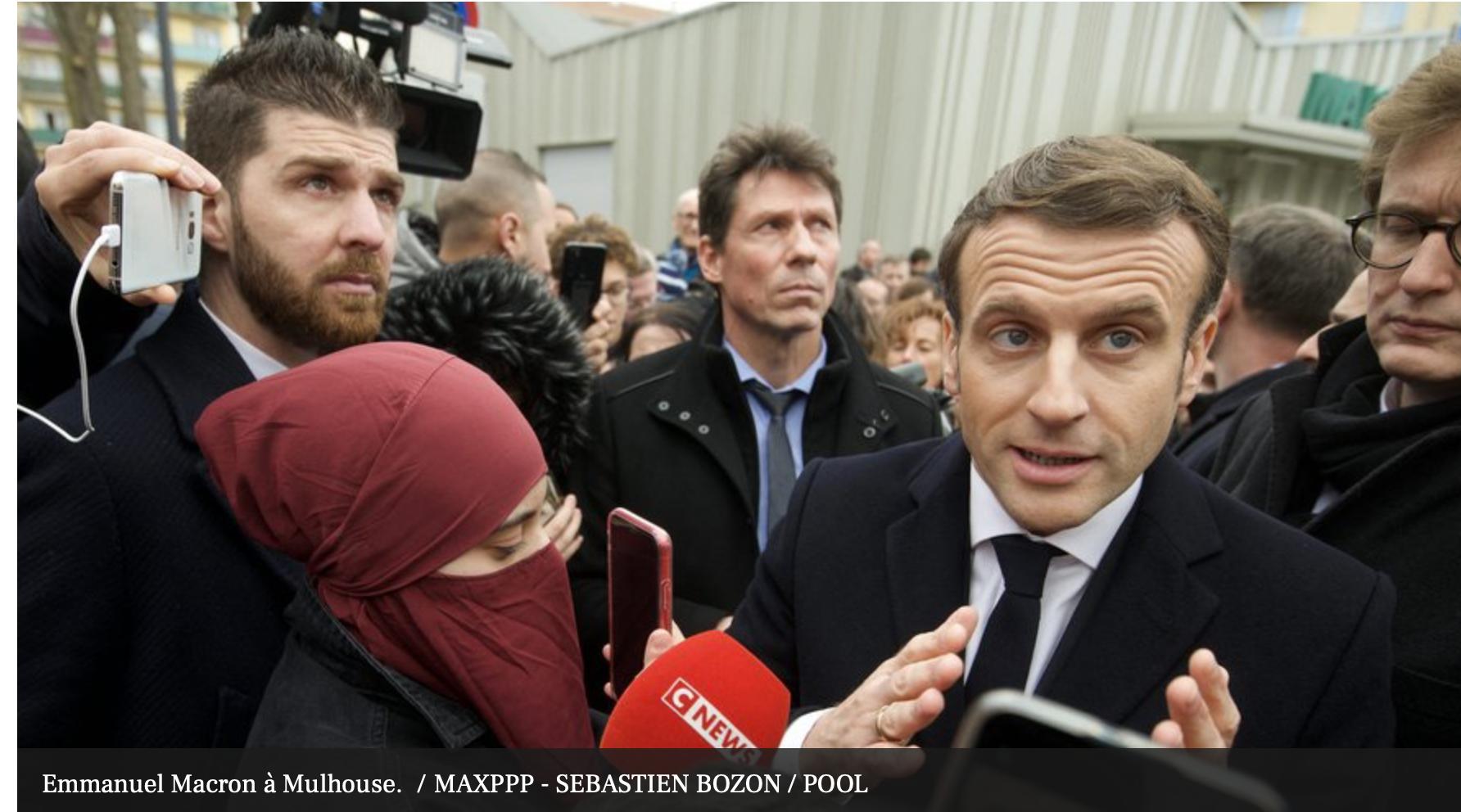 Yasser Troudeballe : le président Macron, c'est l'ami des musulmans (video)