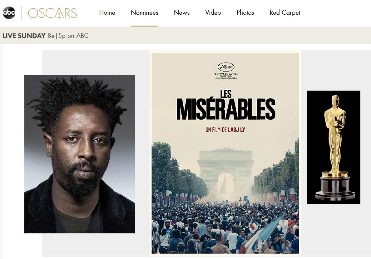 Bientôt un Oscar et une Palme d'or pour Les Misérables de Ladj Ly ?