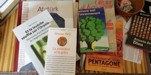 Merci Régis de m'avoir mis ton livre sous le nez… j'y ai tout appris de l'Algérie