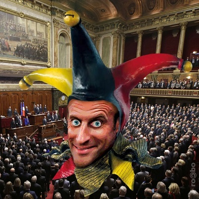 Pierre Cassen : les Français haineux rêvent que Macron soit contaminé (video)