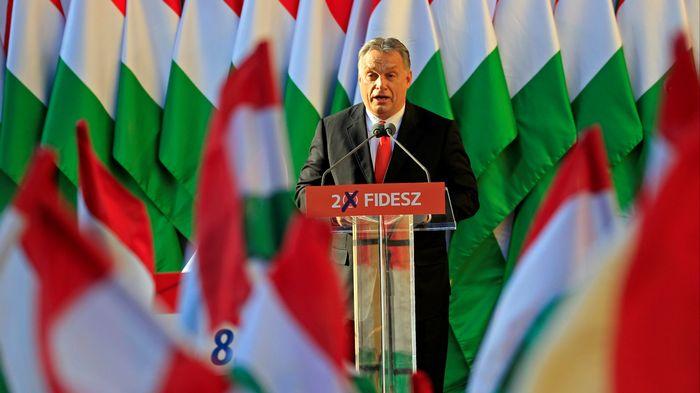 Sublime discours d'Orbán sur l'état de la nation en 2020 : j'ai vu Soros tenter de piller la Hongrie 3 fois