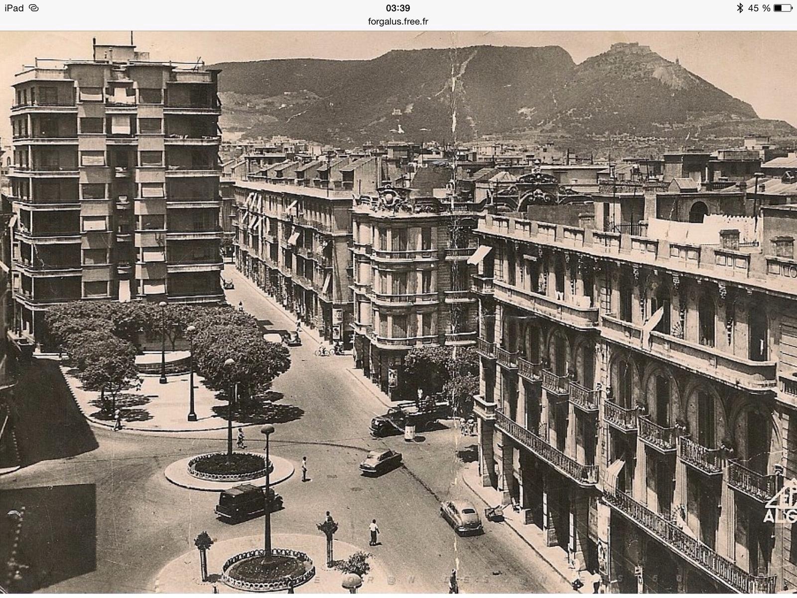 Non, je ne pardonnerai jamais à De Gaulle ; oui si l'Algérie était restée française ça aurait tout changé