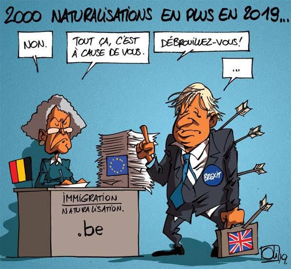 V2 – Vu de Belgique : combat identitaire oui, mais pas n'importe lequel