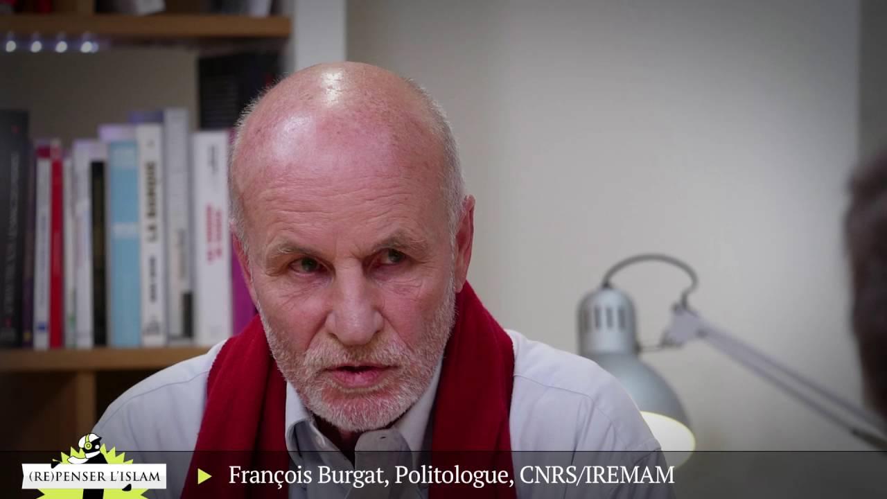 François Burgat accuse les non musulmans d'être responsables du terrorisme musulman et du djihadisme !