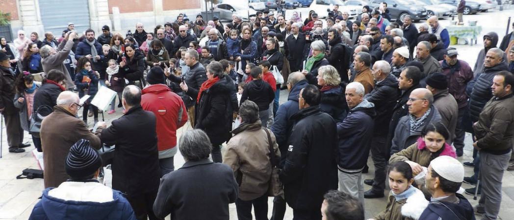 Procès Tasin à Nîmes : le coco Deschamps avait convoqué le ban et l'arrière-ban des gauchos-palestinos…