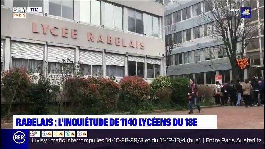 Des milliards pour les «quartiers» mais 200 lycées franciliens prêts à s'écrouler sur nos enfants