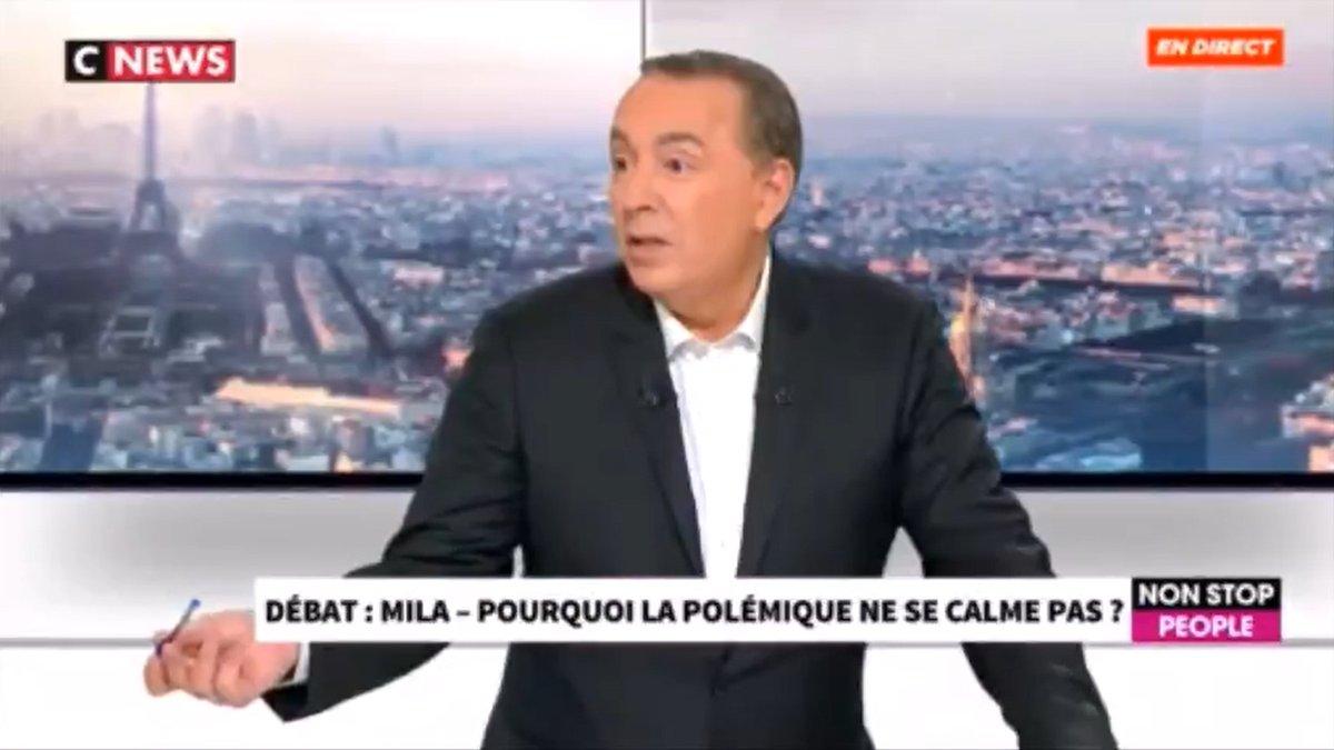 Morandini sur les harceleurs de Mila : « Ils n'ont pas à s'intégrer, ils sont français »