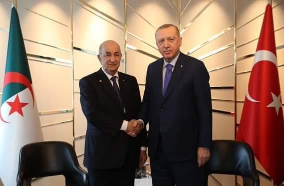 Erdogan accuse la France d'avoir fait 5 millions de morts en Algérie, la faute à l'Algérien Tebboune ?