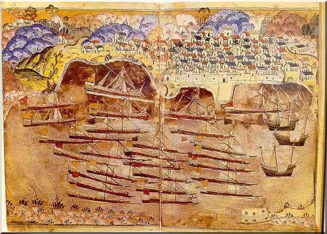La réalité de l'alliance ottomane de François 1er : ce que Lang a caché