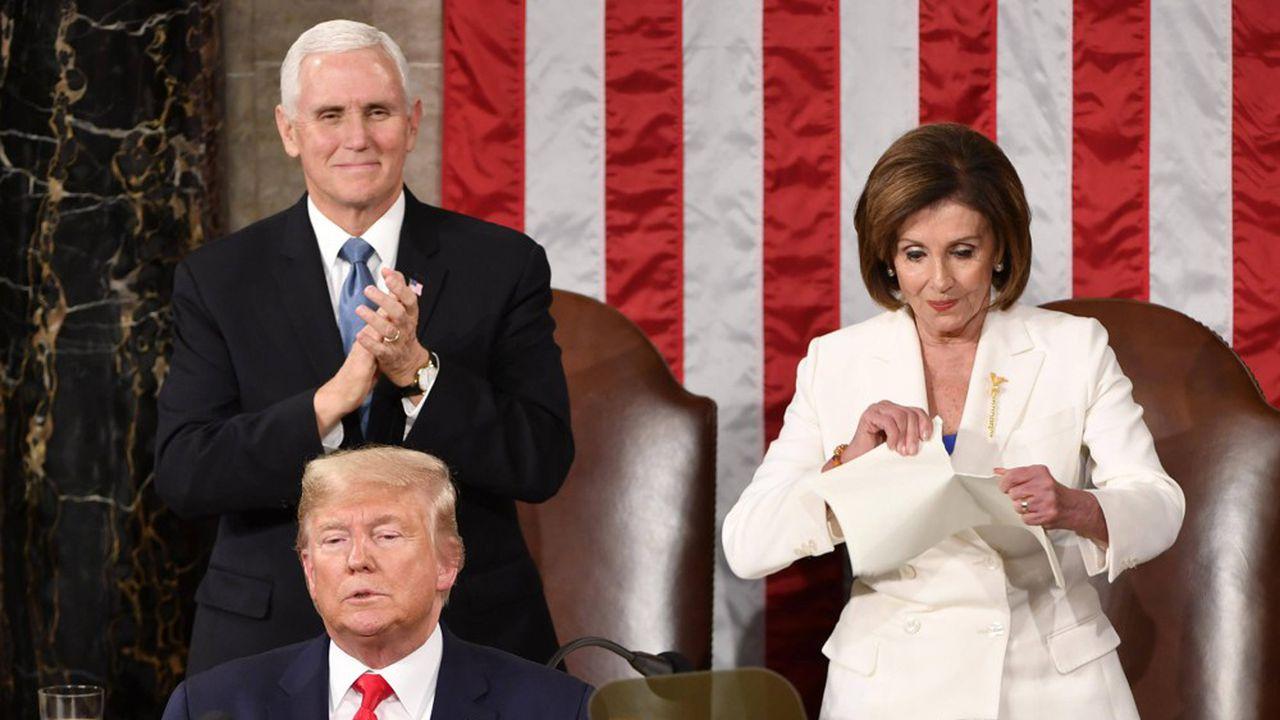 La destitution de Trump, lancée par les démocrates, se solde par un fiasco