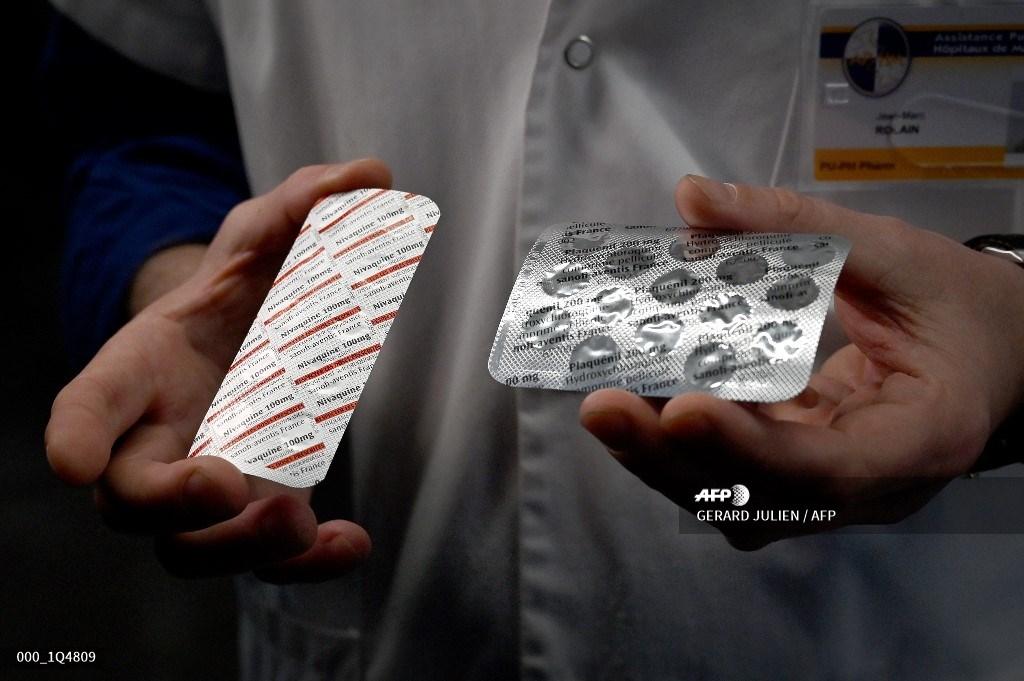 Journal Officiel : la chloroquine autorisée pour certains malades et interdite d'exportation