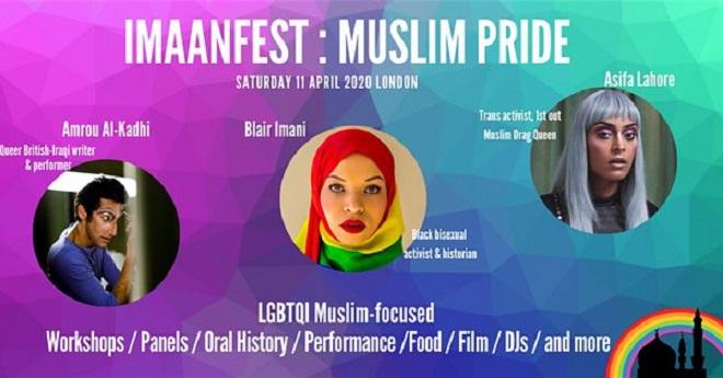 Bientôt à Londres, une Pride des gays et transgenres de la communauté musulmane: un enfumage de plus!