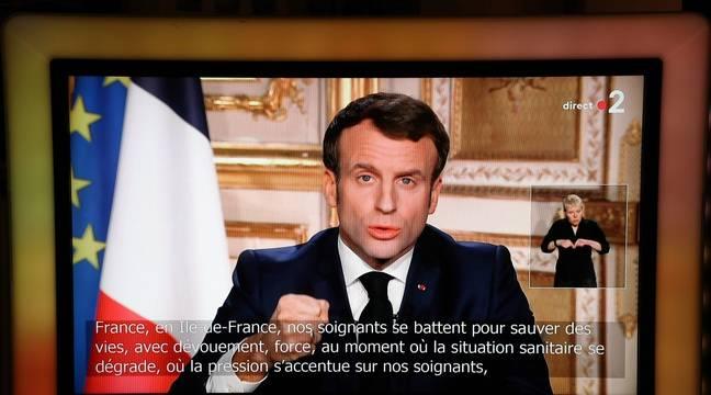 Macron a découvert l'eau chaude : «Nous sommes en guerre»