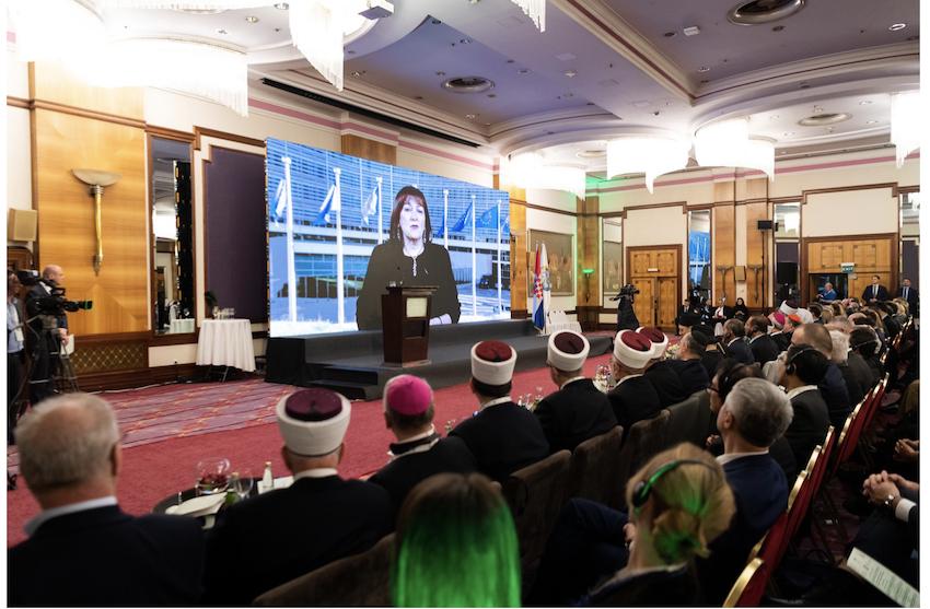 La Commission européenne au congrès de la Ligue Islamique Mondiale : il faut lutter contre la peur de l'islam