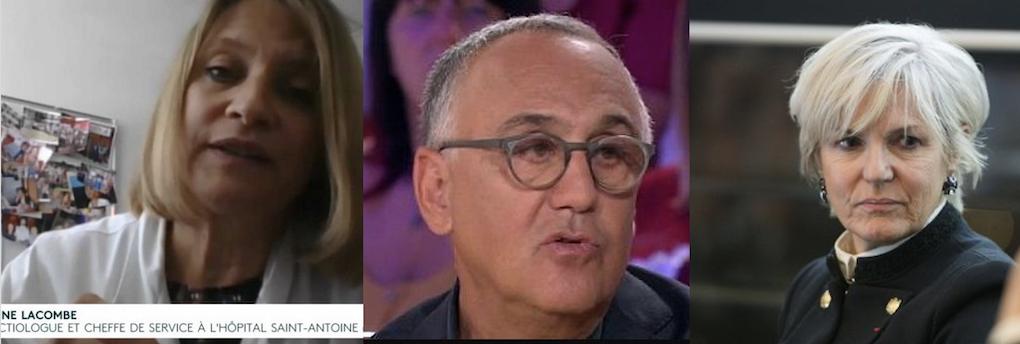 Véronique Trillet-Lenoir,  Karine Lacombe, Marcel Ichou… Macron a envoyé ses sbires enfoncer Raoult