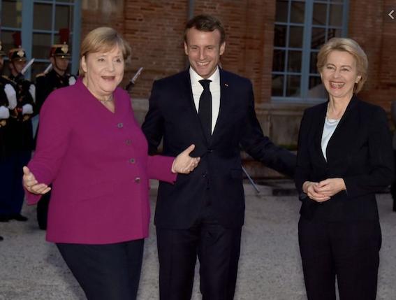 Bruxelles et Macron prépareraient un coup d'état financier contre la France
