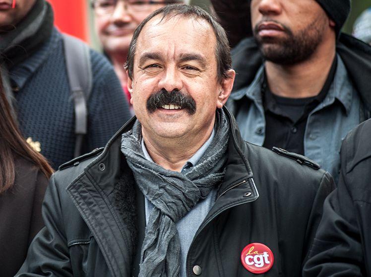 Faire grève au mois d'avril, c'est la priorité de la CGT !