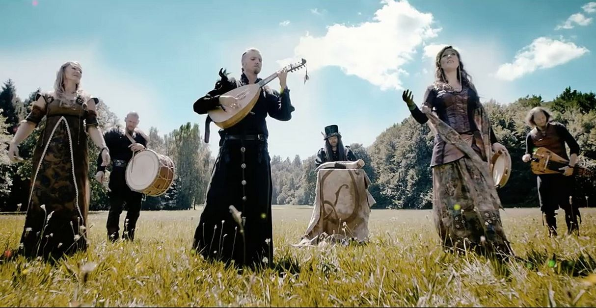 Faün, le groupe «paganfolk» allemand