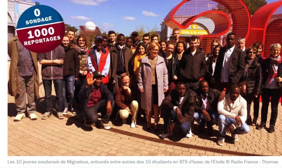 Futuroscope : pour les migrants, c'est gratuit !