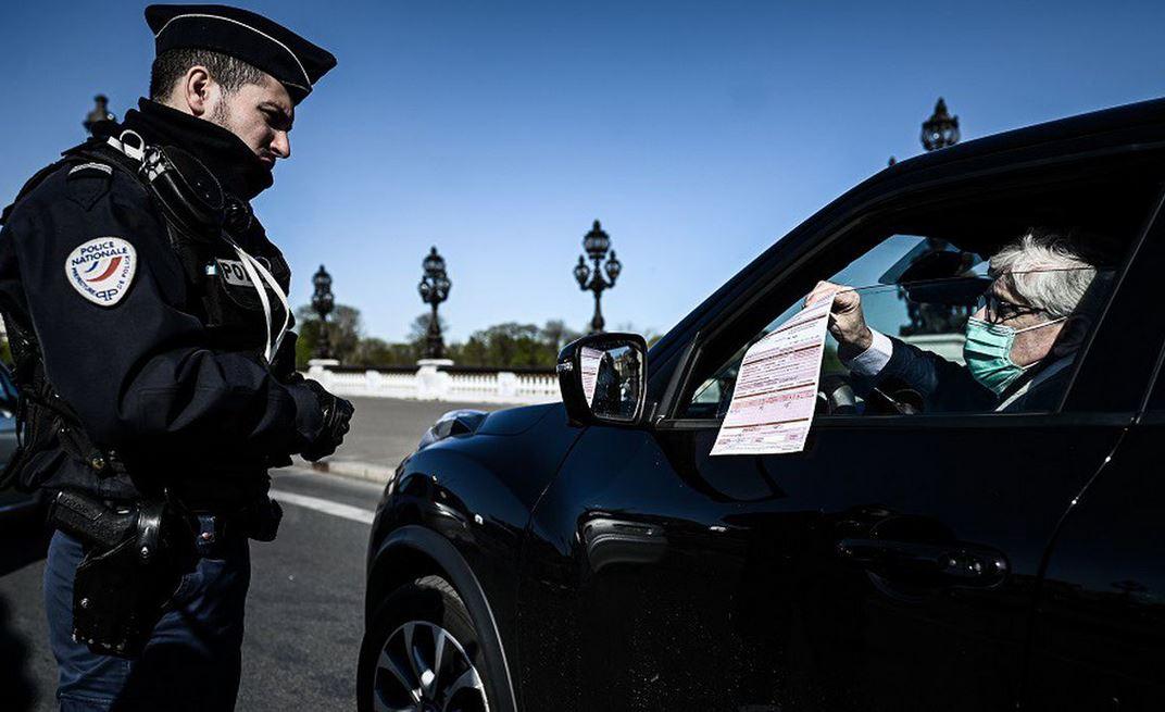 Non respect du confinement : l'amende passe à 200€ en cas de récidive