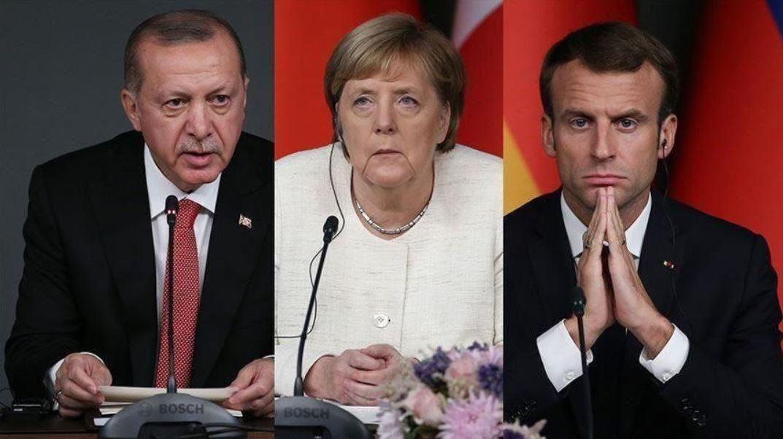 Merkel et Macron vont-ils céder au chantage d'Erdogan et à ses migrants corona-infectés ?