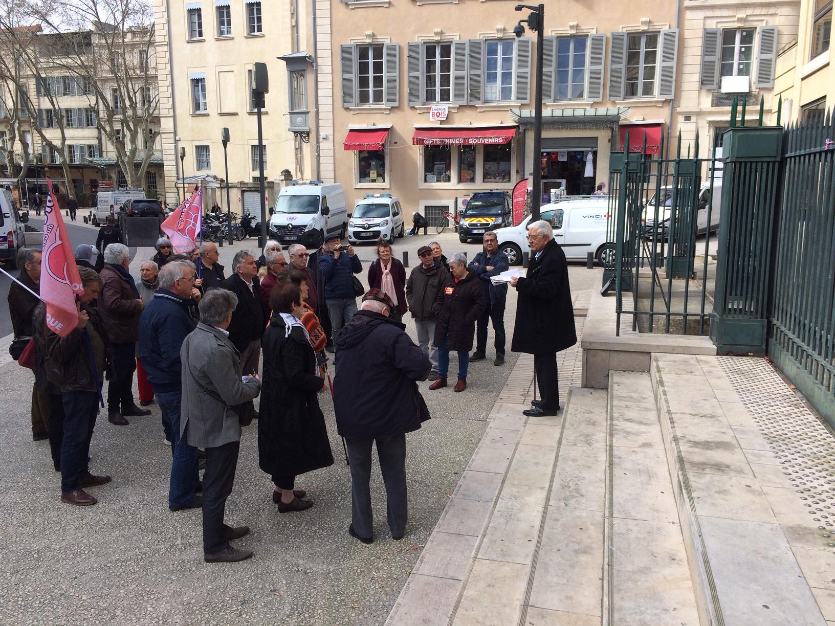 Procès de Nîmes : quand le coco Deschamps refusait de dénoncer des procès de Moscou et le totalitarisme turc